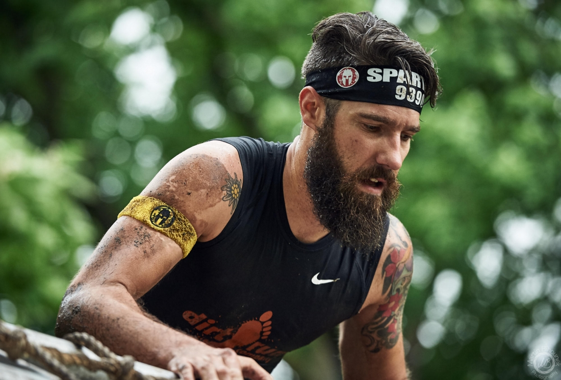 Spartan Portrait